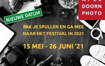 Festival naar 2021