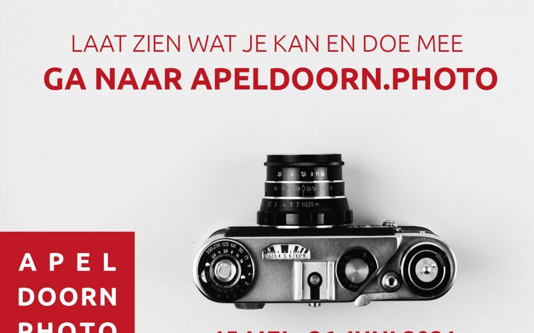 Inschrijving Apeldoorn Photo geopend